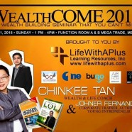 Wealthcome 2015