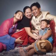 Cortez Family Portrait