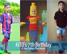 Kito 7th Birthday