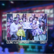 Celine's 1st Birthday