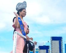 Lipa City Fiesta Grand Parade 2017