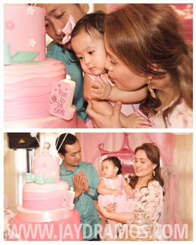 Kairah's 1st Birthday