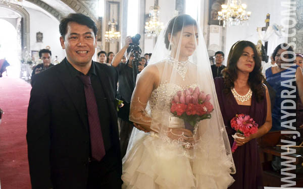 Gen and Francis Wedding