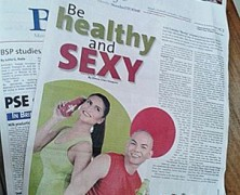On Manila Standard Today! For Sexy Detox
