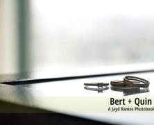 Bert + Quin Wedding