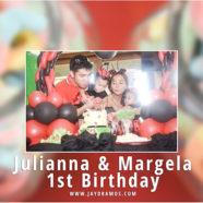 Julianna & Margela's 1st Birthday